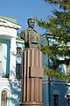 Monument to Frunze (bust) Suvorov Square.jpg