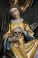 Moosburg an der Isar, St Kastulus 032, Side altar.JPG