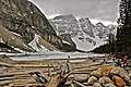 Moraine Lake - Banff National Park - panoramio.jpg