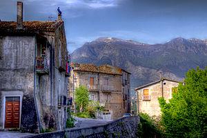 Morano Calabro - View of Morano Calabro.