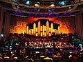 Mormon Tabernacle Choir conference center in Utah, Salt Lake City SLC.jpg