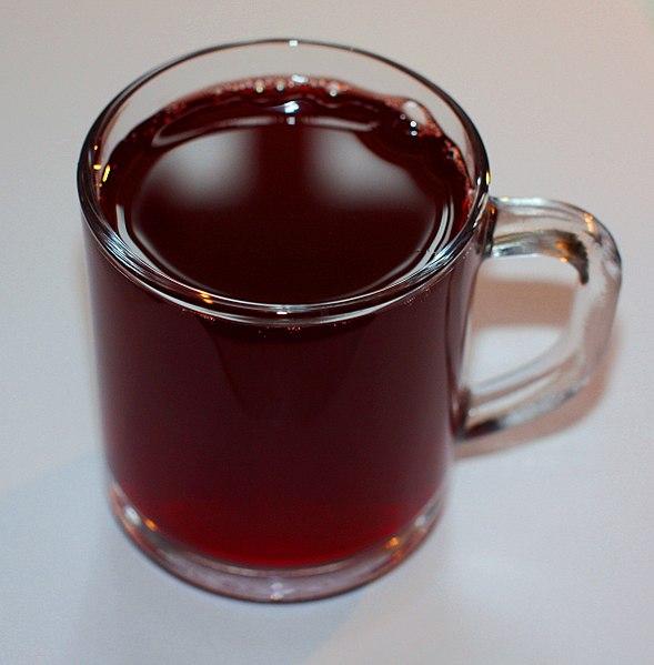 прохладительный напиток 7