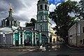 Moscow, 2nd Raushsky Lane from Rayshskaya Embankment (30645484363).jpg