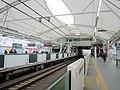 Motosumiyoshi Station Platform 201912-1.jpg