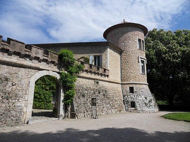 Monument historique à Mouans-Sartoux