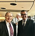 Mr. Gustavo Gonzalez (Director FAO) and Dr Tedros Adhanom Ghebreyesus (Director-General, WHO).jpg