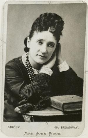 Mrs. John Wood - Mrs. John Wood