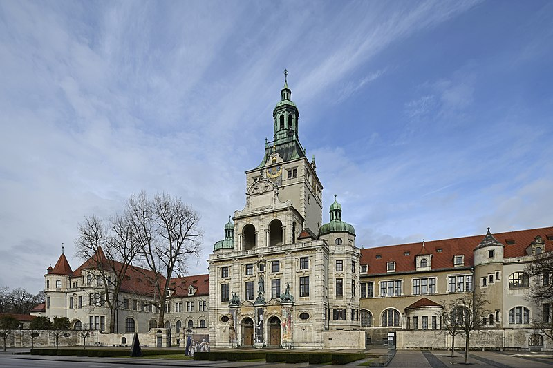 Museo Nacional Bávaro (Múnich – Alemania)