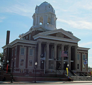 Muhlenberg County, Kentucky - Image: Muhlenberg County Courthouse