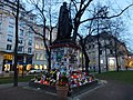 Munich - Michael Jackson Memorial Place - panoramio.jpg