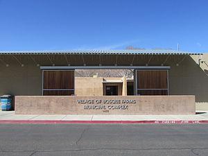 Bosque Farms, New Mexico - Municipal Complex