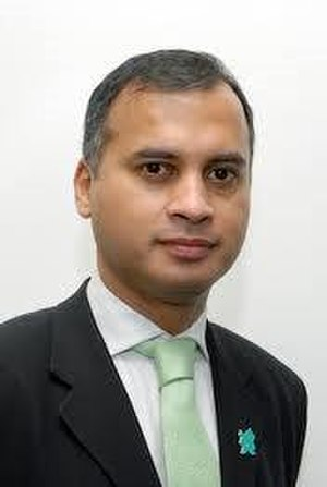 Murad Qureshi - Qureshi in April 2012