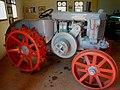 Museu Agromen de Tratores e Implementos Agrícolas, localizado no complexo do Centro Hípico e Haras Agromen em Orlândia. Trator italiano Landini L55 - panoramio.jpg