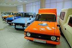 Museum of the Izhevsk Automobile Plant-9.jpg