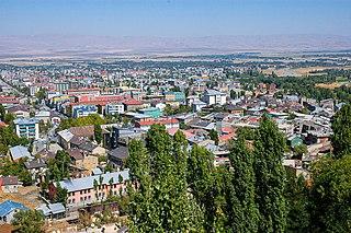 Muş Municipality in Turkey
