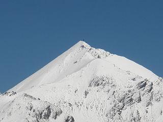 Muttler mountain