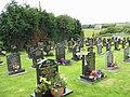 Mynwent Newydd Llangristiolus New Cemetery - geograph.org.uk - 885646.jpg