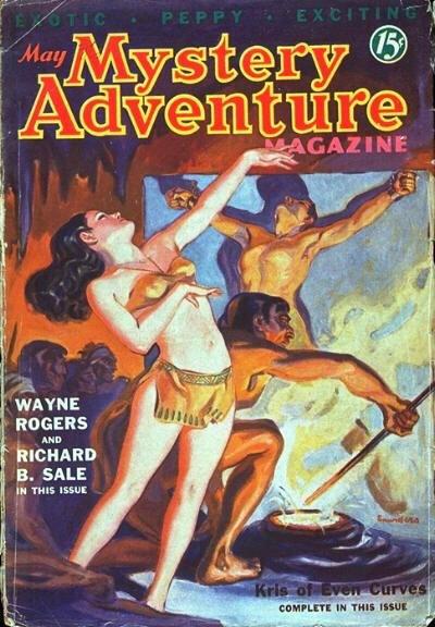 Mystery adventure 193605