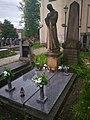 Náhrobek F. J. Vosmíkových, hrob rudoarmějců, pomník zajatců 07.jpg