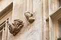 Nîmes-Maison gothique-Tête de Bourgeoise-20140526.jpg
