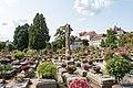 Nürnberg, Johannisstraße 53, 55, 57, Friedhof St. Johannis 20170821 022.jpg