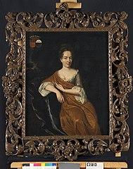 Anna Clara van den Steen (1671-1712). Echtgenote van Isaac de Perponcher Sedlnitzky