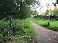 NCN Millennium Milepost MP691 Woodchester Gloucestershire.jpeg