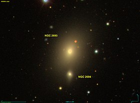Image illustrative de l'article NGC 2693