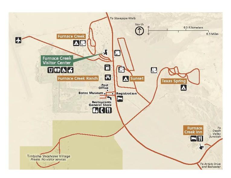 Death Valley Nationalpark Top Sehenswurdigkeiten Infos