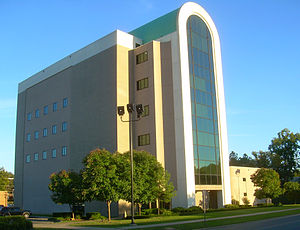 Northeastern State University - The W. Roger Webb Educational Technology Center