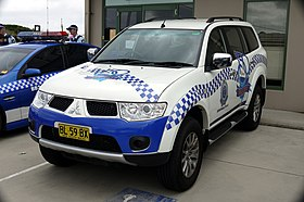 NSWPF 150th Mitsubishi Challenger - Flickr - Highway Patrol Images.jpg