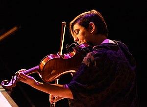 Nadia Sirota - Nadia Sirota performing in 2014