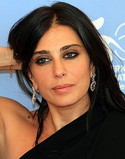 Nadine Labaki Lebanese actress and film director