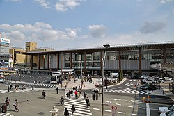 Nagano Station March 2015.jpg