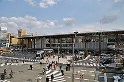 JR長野駅善光寺口 : 県と県庁所在地 : すべての講義