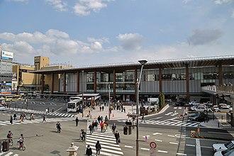 Nagano Station - Nagano Station, Zenkoji-guchi Entrance