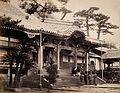 Nagasaki, Japan; the Daion-ji Temple Wellcome V0037658.jpg