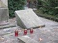 Nagrobek Małgorzaty Targowskiej-Grabińskiej na Cmentarzu Katedralnym w Sandomierzu.jpg