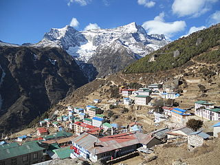 Namche Healing Center