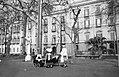 Napoli, Villa Comunale, balie.jpg