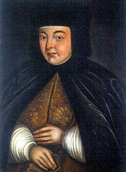 Natalia Naryshkina by anonymous (17-18 c., Yaroslavl museum).jpg