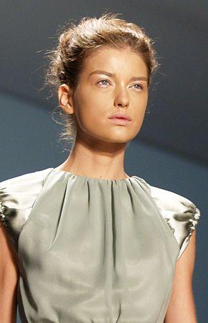 Nataliya Gotsiy - Nataliya Gotsiy modeling in Doo.Ri Spring 2007 show, New York Fashion Week, 15 September 2006.