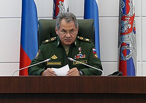 Indigenous peoples of Siberia - Russia's Defense Minister Sergey Shoygu is of Tuvan descent