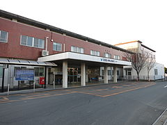 National Hospital Organization Minami-Okayama Medical Center.JPG