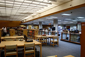 United States National Library of Medicine - Image: National Library of Medicine, Main Reading Room, October 9, 2008
