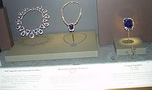 National Museum of Natural History Sapphires.JPG