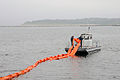 Naval Station Newport holds an oil spill drill. (9183900411).jpg