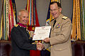 Navy Adm. Mike Mullen & Gen. Sverker Goranson with Legion of Merit.jpg
