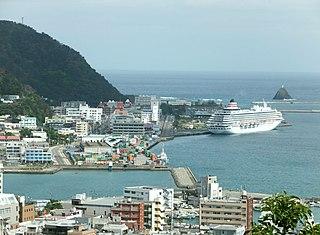 Amami Ōshima island in Kagoshima, Japan