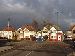 Nelson Road, Whitton - sun and dark sky - geograph.org.uk - 112527.jpg